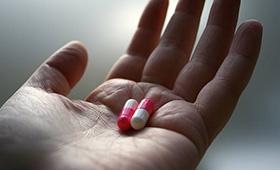 Медикаментозное растворение камней
