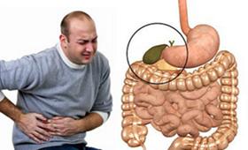 Симптомы камней желчного пузыря